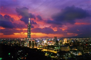 Teaching English in Taipei